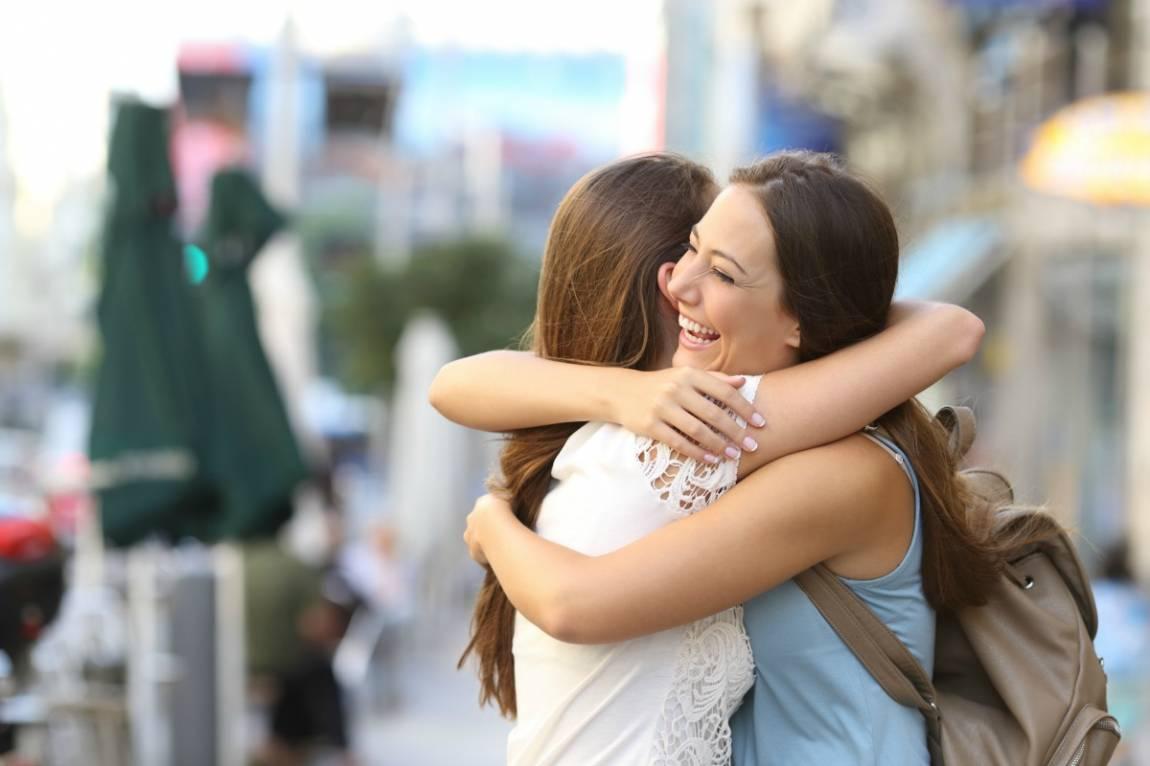 10 razões para abraçar todos os dias