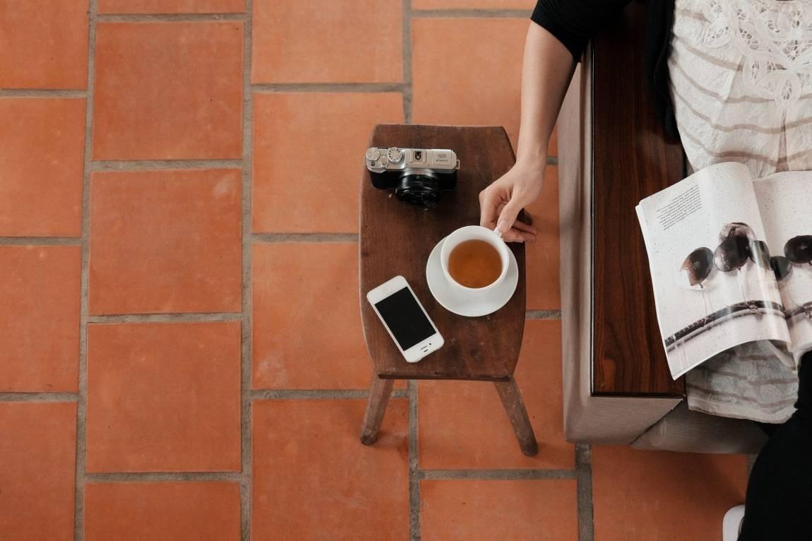 O consumo diário de chá pode fazer bem para o cérebro